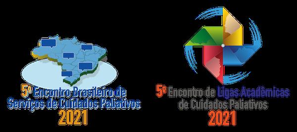 5º Encontro Brasileiro de Serviços & Ligas Acadêmicas de Cuidados Paliativos Logo