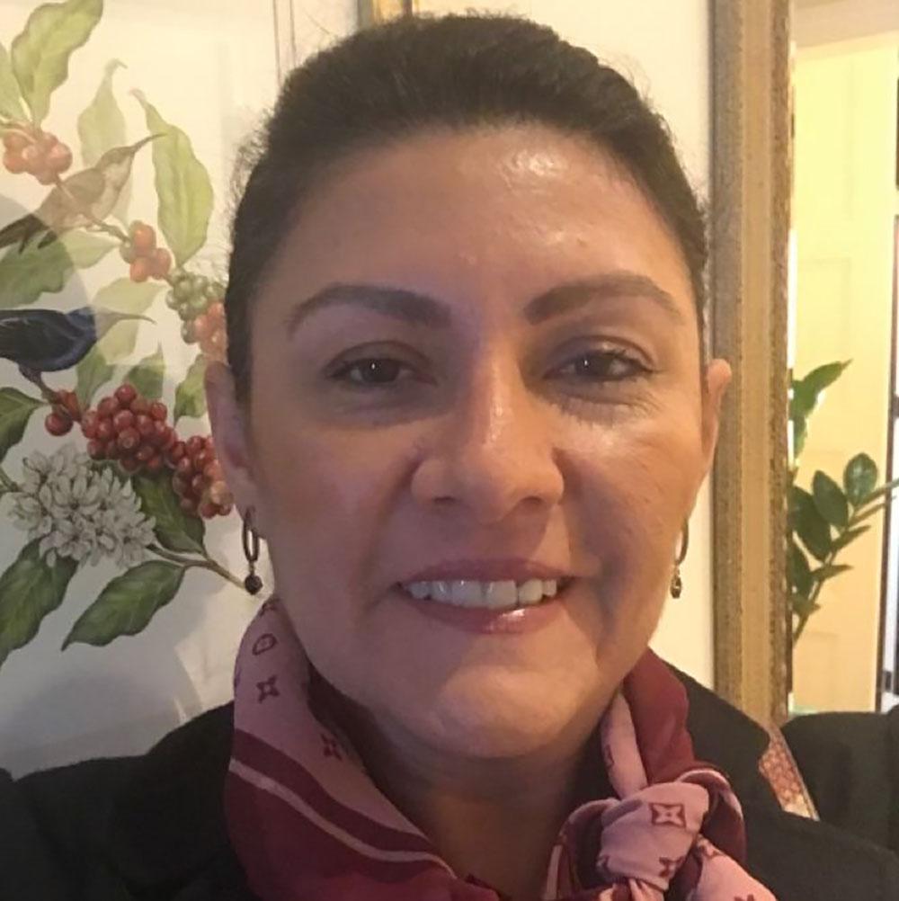 Dra. María Teresa Cabrera Castillo